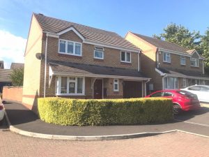 Arlington Close, Yeovil
