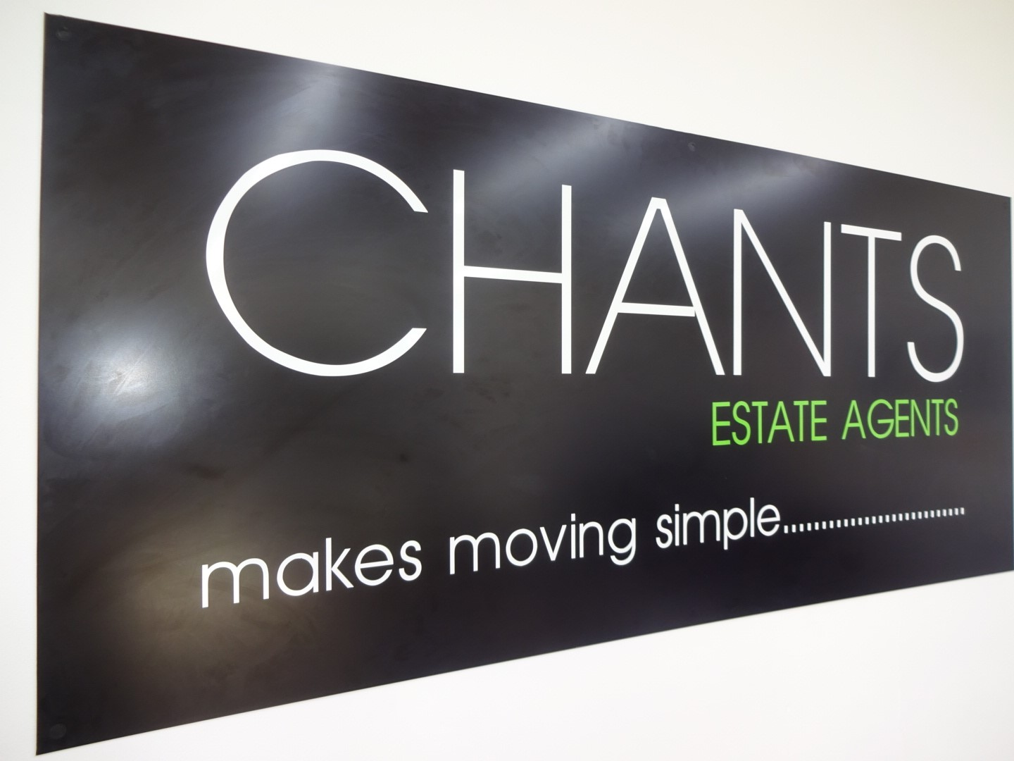 Chants Office Relocation